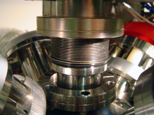 RTFTechnologies IEC Fusion Reactor Mark 3 IEC Fusion Reactor
