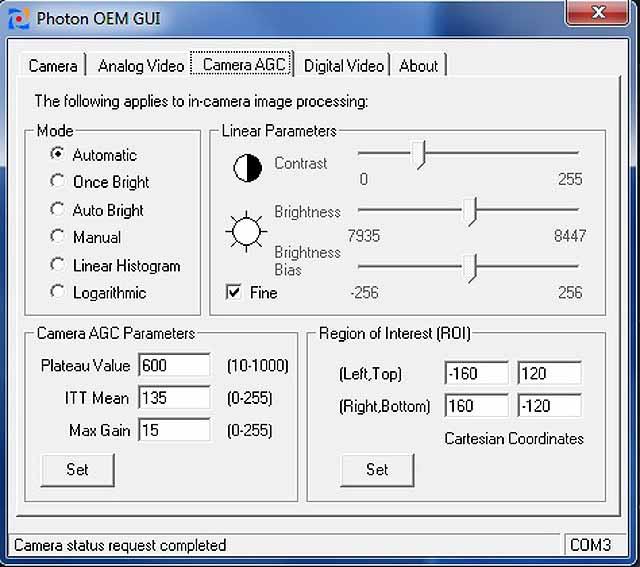 RTFTechnologies FLIR Photon 320 Thermal Imager